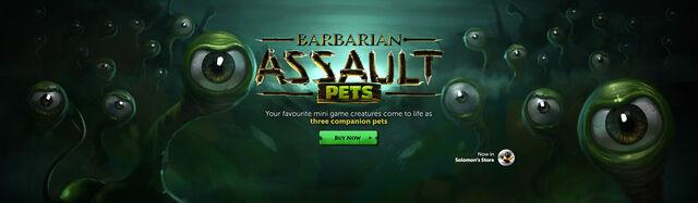 File:Barbarian Assault Pets head banner.jpg