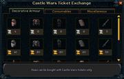 Castle Wars Ticket Exchange (Decorative Armour)