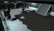 Ghorrock dungeon (frozen)