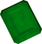 Spirit emerald detail