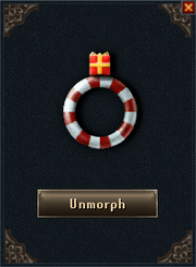 Ring of snow interface