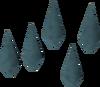 Rune arrowheads detail