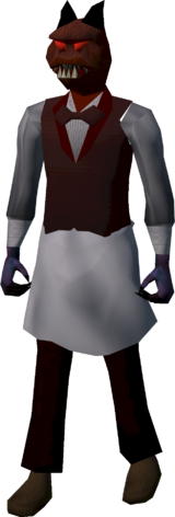 Demon butler