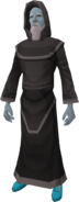 New Varrock cultist robes equipped