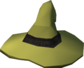 Runecrafter hat (yellow, goggles off) detail.png