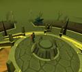 ARDragon Q&A teaser - Rune dragon area Stone of Jas pedestal.png