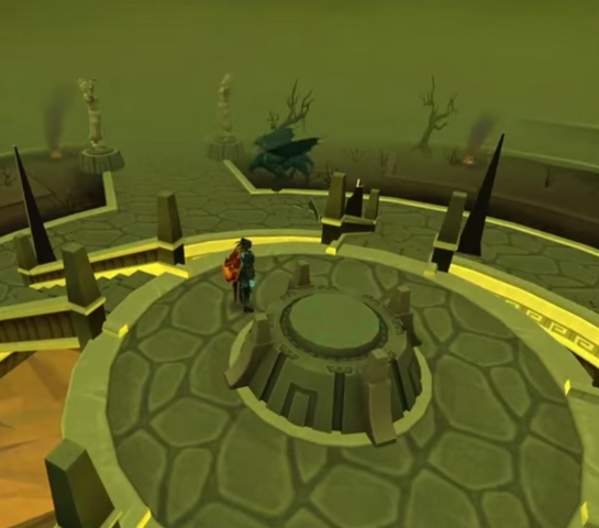 File:ARDragon Q&A teaser - Rune dragon area Stone of Jas pedestal.png