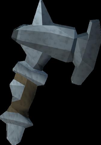 File:Off-hand gorgonite warhammer detail.png