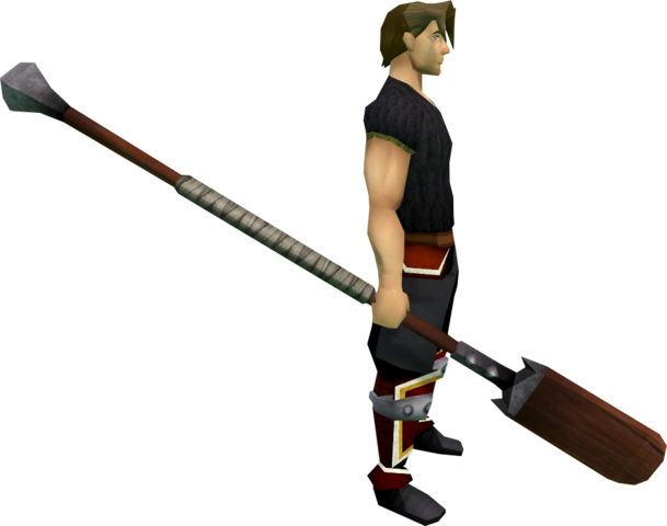 File:Oar! equipped.png