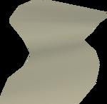Child's blanket detail