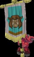 Banner carrier (hobgoblin)