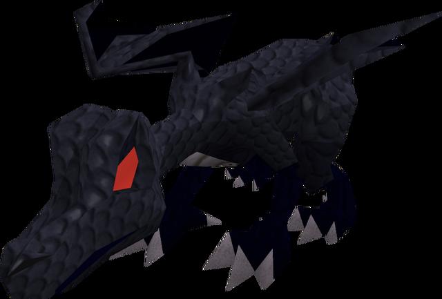 File:Hatchling dragon (black) pet old.png