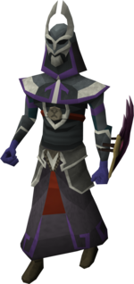Mage armour trader