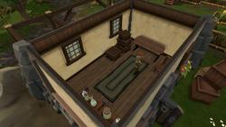 Vanessa's Farming Shop interior