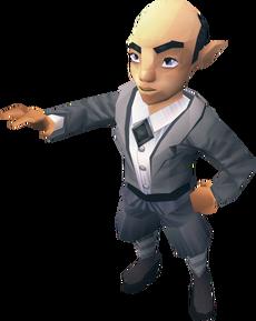 Gnome Banker (Burthorpe)