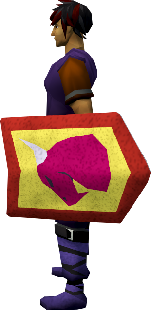File:Steel kiteshield (Dragon) equipped.png