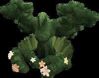 Floral phoenix hedge
