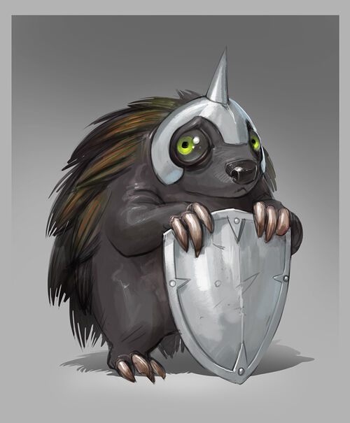 Defence pet concept art