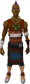 Pendant of Woodcutting equipped