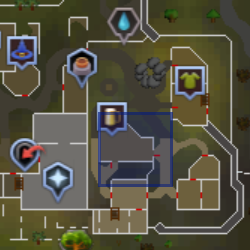 Da Vinci (Varrock) location