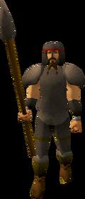 Khazard trooper (spear)
