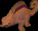 Baby chameleon (colourful 2)