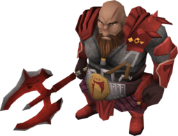 Colonel Grimsson (Birthright of the Dwarves)