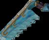 Crystal saw (Prifddinas) detail