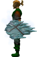 Ice Shield equipped