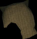 Tatty bag detail