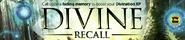 Divine recall lobby banner