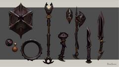 TzHaar - weapons
