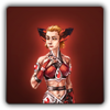 Fox outfit icon (female)