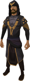 House Drakan outfit equipped