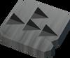 Rock-crushing scrimshaw detail