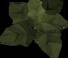 Pile of evil leaves detail