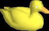 Mod Dolan's rubber duck detail