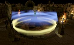 Silverlight's Altar