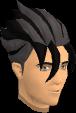Shadow Ozan's hair chathead (male)