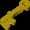 Crystal-mine key detail