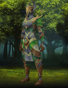 Elven warrior update news image