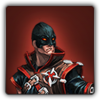 Executioner outfit icon (male)