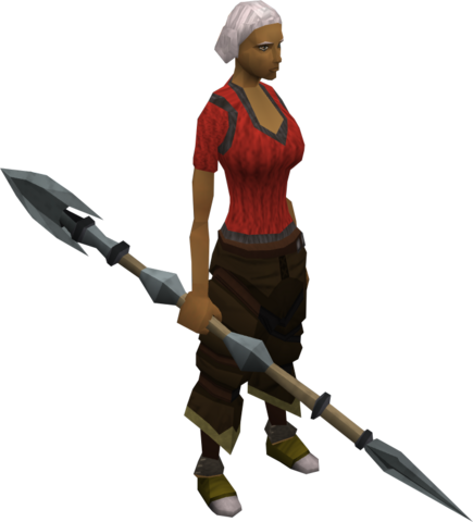 File:Gorgonite spear equipped.png