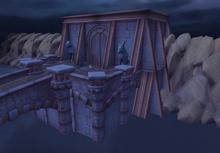 Icthlarin's fortress gates