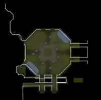 Tarshak's sanctum map