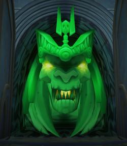 Avatar of Amascut