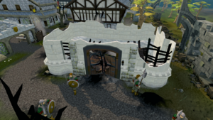 Edgeville guard house post rotm