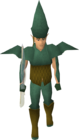 Elf warrior (Iorwerth bow) old