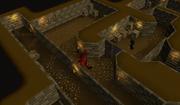 Melzar's Maze basement