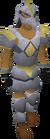 Armadyl armour worn old